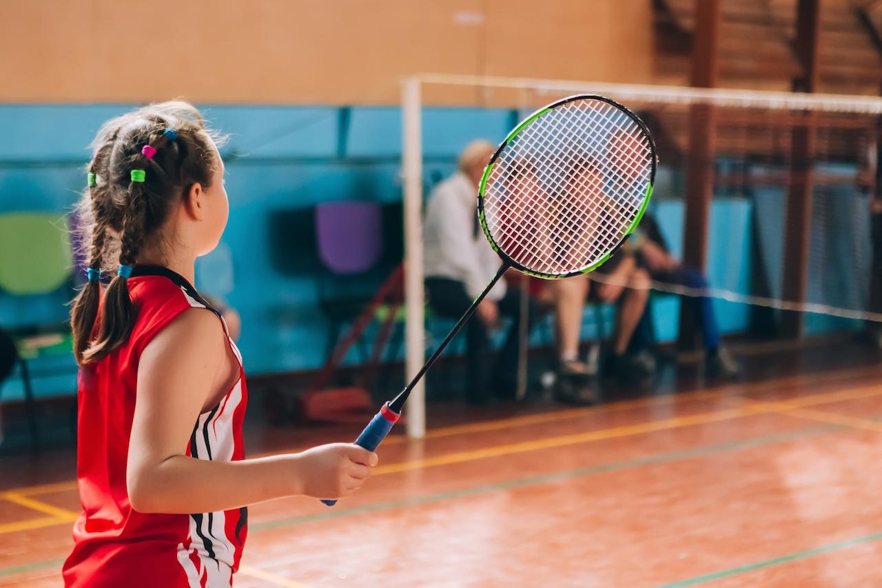 Brug Safeticket til at holde styr på tilmeldingerne til badmintonstævnet.